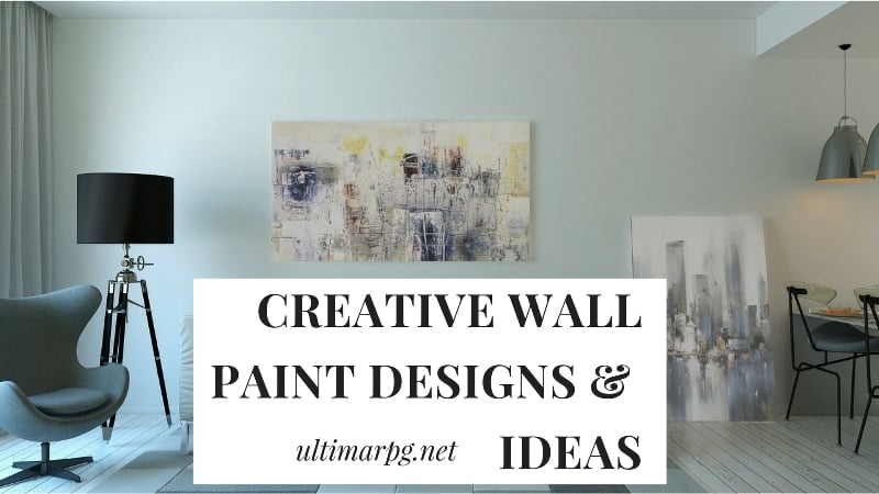 Creative Wall Paint Designs Ideas