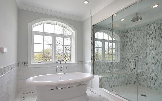 Ensuite Bathroom Renovation Design Ideas