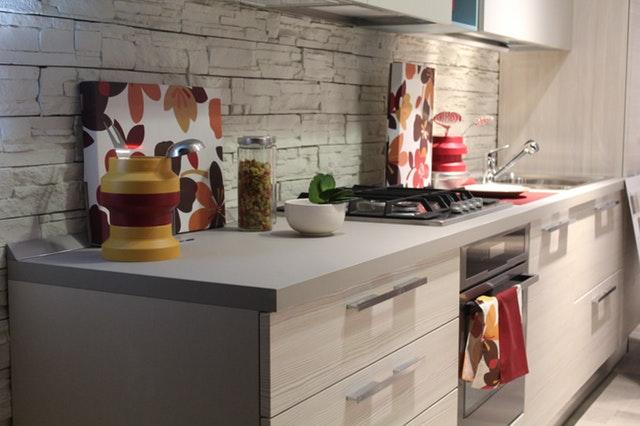 Light Gray Kitchen Wall Paint Design Ideas