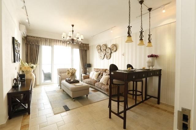 Living Room Wall Paint Design & Ideas