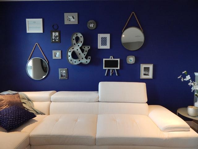 Royal Blue Living Room Color Ideas