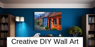 DIY Wall Art Ideas
