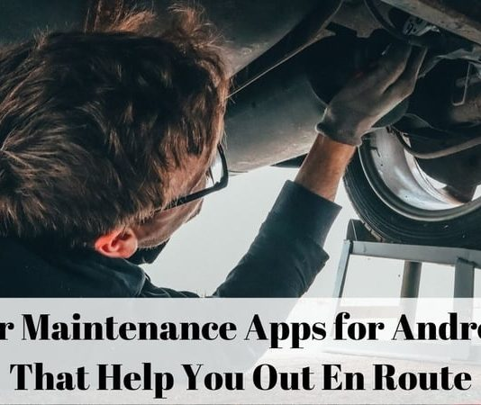 Car Maintenance Apps