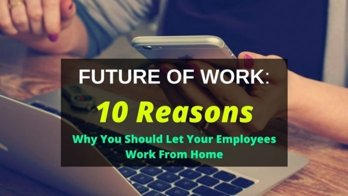 Your Employees Work From Home