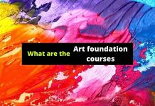 art foundation courses