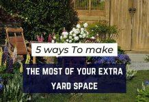 yard space